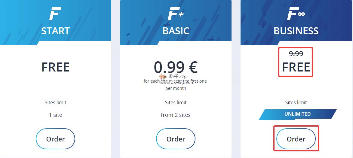 Fastpanel 国外正版 Linux 系统 Web 建站控制面板免费领